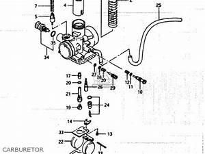 suzuki lt250ef 1985 f parts list partsmanual partsfiche With diagram of suzuki atv parts 1985 lt250ef recoil starter diagram