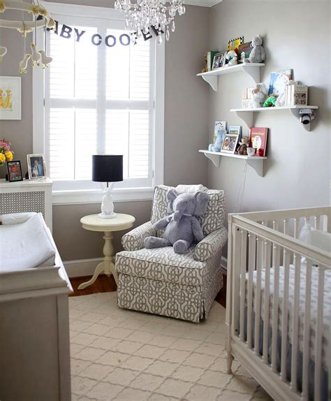 Room Decor For Small Spaces by Design Tips For Small Nurseries Nursery Small