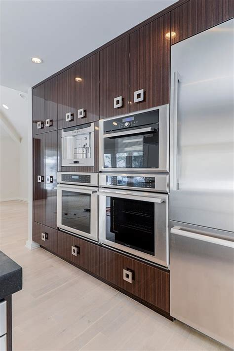 wall  kitchen cabinets features built  appliances hgtv
