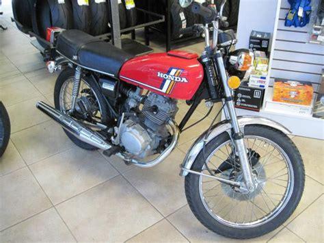 1978 honda cb125s for sale on 2040 motos