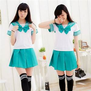 Clothing Japanese Korean Middle School Students English ...