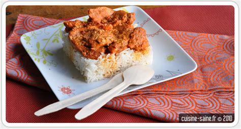 cuisine sans sel recette sans sel poulet tandoori cuisine saine