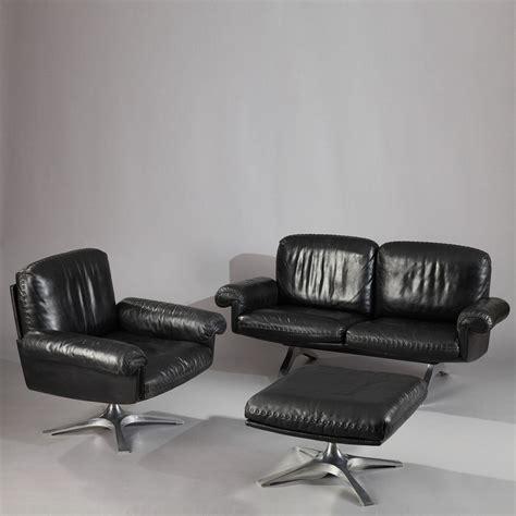 canap de sede canapé fauteuil et ottoman en cuir quot ds 31 quot éditeur de
