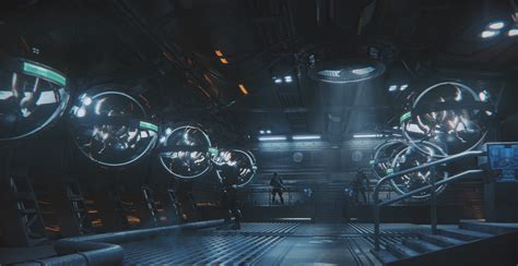 Creating Sci-Fi scene in 3ds Max and V-Ray - Evermotion