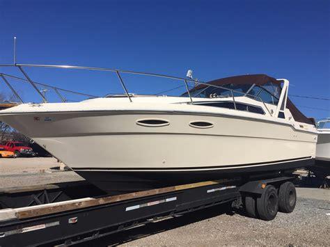 Weekender Boat by 1987 Sea 300 Weekender Power Boat For Sale Www
