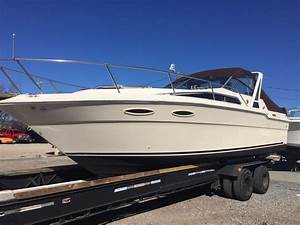 1987 Sea Ray 300 Weekender Power Boat For Sale