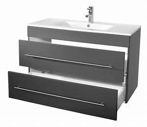 meuble salle de bain casa infinity 1000 anthracite satine With avis meuble salle de bain emotion 24