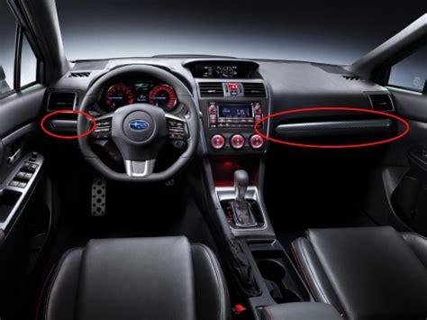 subaru interior 2017 interior trim upgrades subaru forester owners forum