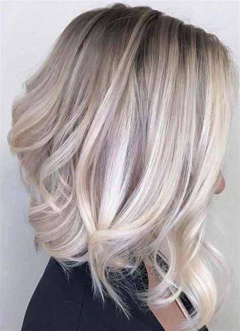Ash Hairstyles Medium Hair by 50 Amazing Ash Hairstyles For Medium Length Hair