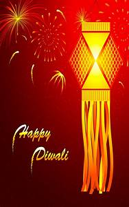 Happy Diwali mobile wallpaper