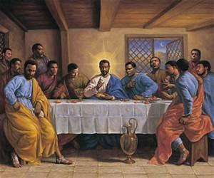 He Died For My Grins: Black Jesus