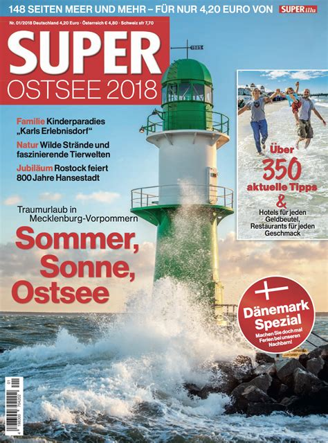 ostseeheft  superillu