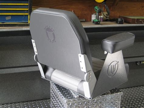 Willie Boat Seat Box by Power Boat Items Willie Boats