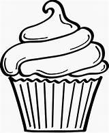 Cupcake Bolos Cupcakes Riscos Riscosgraciosos Salvo Pintar sketch template