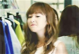 Jessica so cute snsd girls' generation mygifr ;o; lolol ...