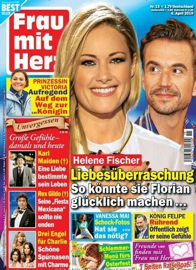 Heimwerker Koenigin Selbst Ist Die Frau by Frau Mit Herz 15 2019 Quot Helene Fischer Liebes 252 Berraschung Quot