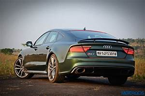 New 2017 Audi RS7 Performance Review : Pensive Monstrosity ...