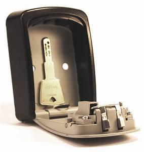 Boite A Clef Exterieur A Code : mini coffre blind cl s tavie ~ Edinachiropracticcenter.com Idées de Décoration