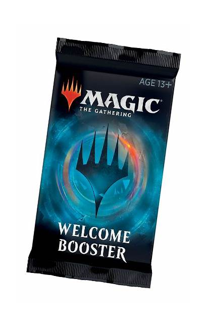 Welcome Booster Core Mtg M21 Card Boosters