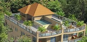 Floor Plans - VILLAS DEL PLAYA - LUXURY CARIBBEAN CONDOS