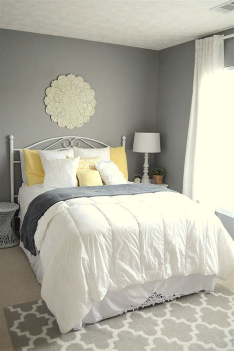 Spare Bedroom Inspiration by 20 Amazing Guest Bedroom Design Inspiration Re Doing Our