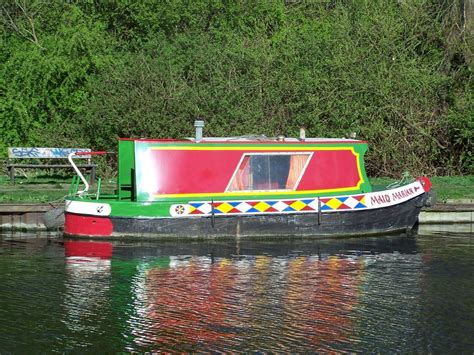 Canal Boat by Marian 20ft Semi Traditional Narrowboat Possibly