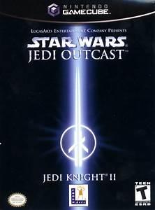 Star Wars Jedi Knight Ii Jedi Outcast For Gamecube