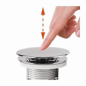 Bonde Lavabo Sans Trop Plein : bonde digiclic sans trop plein 100 mm valentin plomberie ~ Dailycaller-alerts.com Idées de Décoration