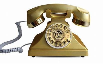 Landline Fashioned Telephone Technology Antique Dial Hands