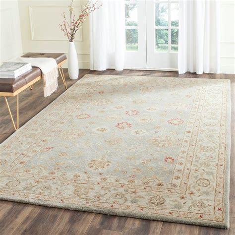 beige and gray rug safavieh antiquity grey blue beige 6 ft x 9 ft area rug
