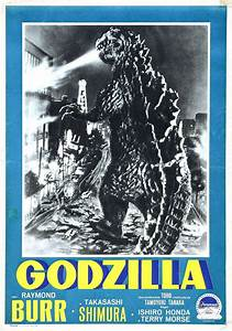 Godzilla King of the Monsters (1956) American re-edit ...