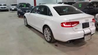Used Audi A4 2014 For Sale In Ottawa, Ontario