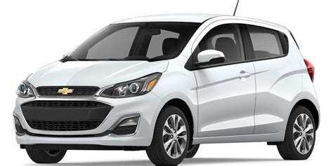 The New 2019 Spark Subcompact Car Hatchback