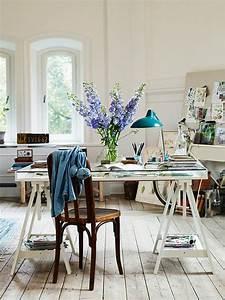 Büro Zuhause Einrichten : ein arbeitszimmer zu hause sweet home ~ Frokenaadalensverden.com Haus und Dekorationen