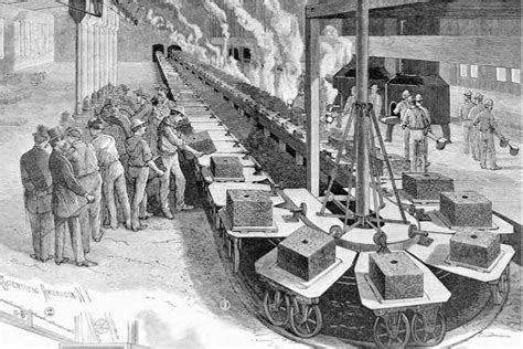 Industrial Revolution And Assembly Line Work