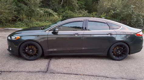 Ford Fusion 0 60 by 2015 Ford Fusion Se Awd 1 4 Mile Trap Speeds 0 60