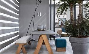 Table En Béton Ciré : table manger b ton cir sur mesure table en b ton cir ~ Premium-room.com Idées de Décoration