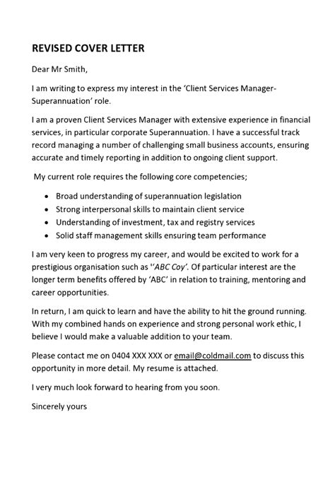 sample employment cover letter typical cover letter format best template collection