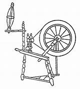 Spinning Embroidery Drawing Wheel Ausmalbild Flickr Beauty Sleeping Spinnrad Stitching Patterns Sewing Pattern Para Machine Wheels Rhed Drawings Plantillas Stitch sketch template