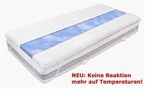 Matratzen Mit Gel : gel gelschaum matratzen topper blue sensation h he 6 cm 180 x 200 cm temperaturneutral ~ Eleganceandgraceweddings.com Haus und Dekorationen