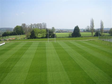 natural rugby pitch construction kestrel contractors