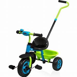Kinder Fahrradsattel Mit Stange : kinder dreirad berry mit schiebe stange kind lauf rad ~ Jslefanu.com Haus und Dekorationen