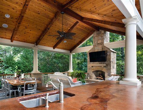 Backyard Entertainment Destination  Boyce Design