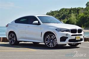 2015 BMW X6M Review Web2Carz