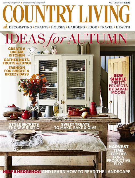 12 best country living uk 2014 covers images on