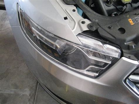ford taurus headlight bulbs replacement guide 001