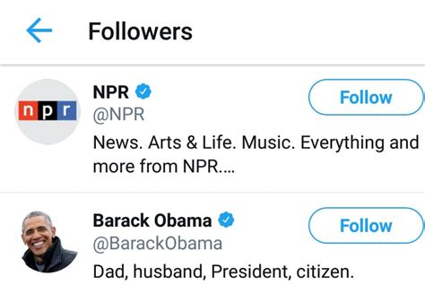 Why Do Npr And Barack Obama Follow Gay Sex Toy Twitter