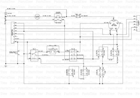 Troy Bilt Bronco Electrical Wiring Diagram by Troy Bilt 17afcacp011 Troy Bilt 50 Mustang Xp Zero Turn