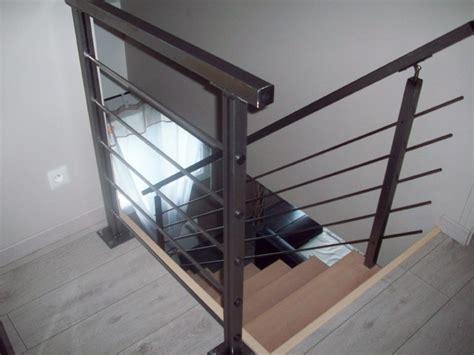 Re Escalier Metal En Kit by Garde Corps En Kit Pour Escalier Et Mezzanine