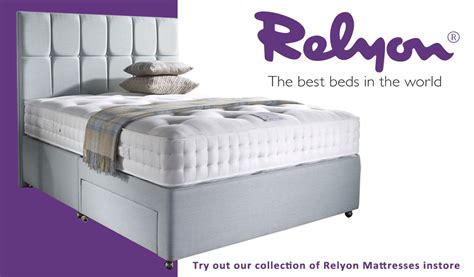 Reylon Bed by Daniel Of Chiswick And Ealing Daniel Relyon Beds